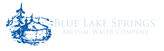 Blue Lake Springs Mutual Water Company