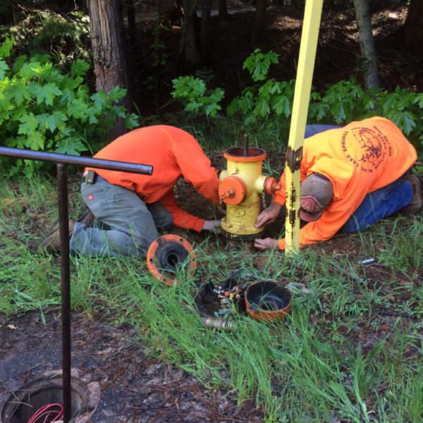 Fire Hydrant Repair